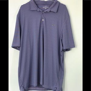 Vineyard Vines Whale Logo Polo Shirt XXL